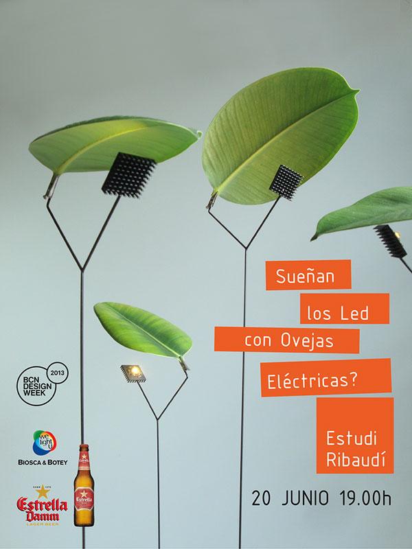 Sueñan los LED con ovejas eléctricas?