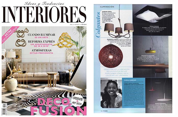 Biosca&Botey en Interiores Magazine