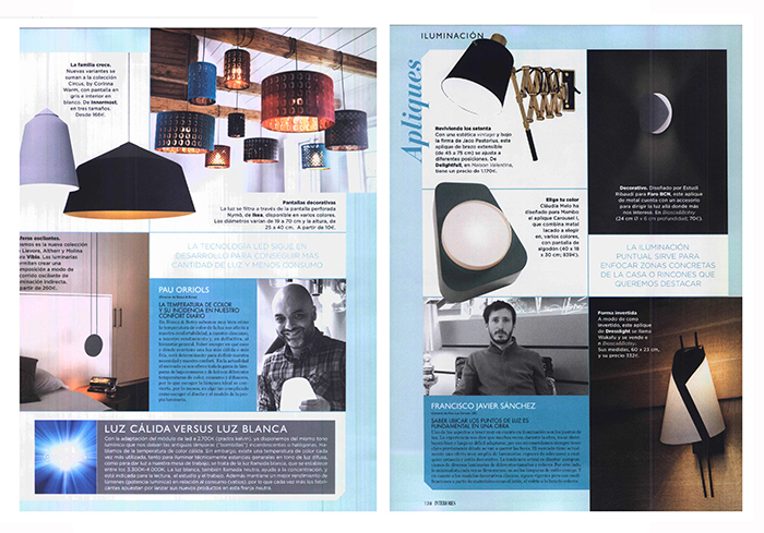 Ilum nate un article sobre la import ncia del benestar for Revista interiores ideas y tendencias