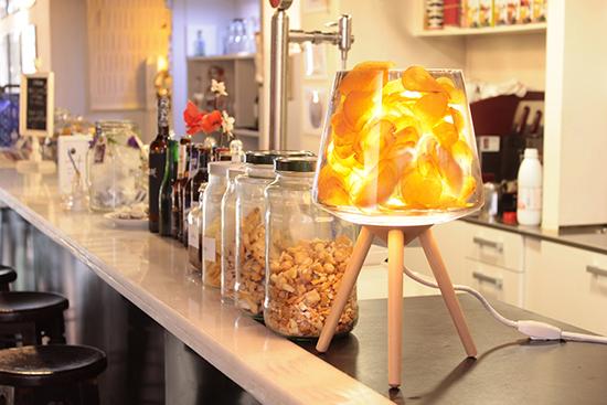 Fillin Lamp bar