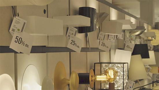Lámparas de diseño con descuento