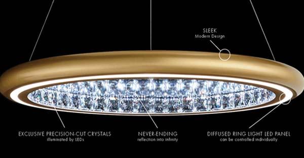 Precise Original Apliques Lámpara De Latón Libertad En 2 Luces De Pared Con Gafas Nuevo Lámparas,quinqués,candelabros Muebles Antiguos Y Decoración